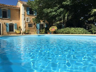 Photo for 3BR Country House / Chateau Vacation Rental in Arles, Provence-Alpes-Côte d'Azur