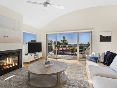 Photo for Seahaven at Seaview -  Bay Views!