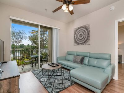 Photo for Stylish and Accessible in Vista Cay with Lake View - 3BD/2BA Condo  3VC114