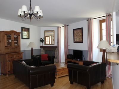 Photo for Lovely town house by square. fantastic for skiing and countryside