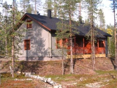 Photo for Vacation home Vanamokuja 1 as 1 in Ylläsjärvi - 6 persons, 1 bedrooms