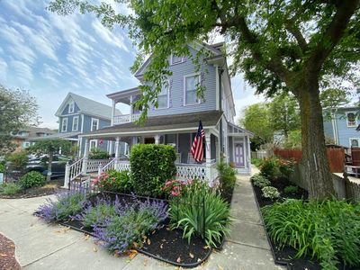Photo for Six Bedroom Victorian! Sleeps 14. Located across from Wilbraham Park!!!