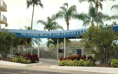 Welcome to the Estero Beach and Tennis Club.