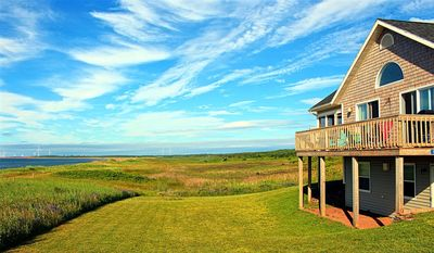 Photo for PEI Beach House Located on Beautiful Quiet Beach Lot