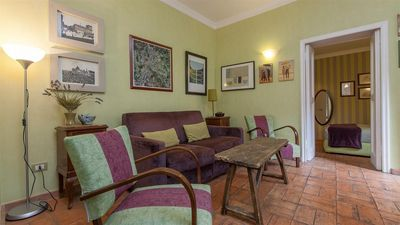 Photo for Apartment 247 m from the center of Rome with Internet, Air conditioning, Washing machine (916556)