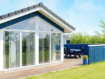 Photo for Serene Holiday Home in Hemmet Denmark with Sauna