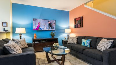 Photo for 3BA/3BA Townhome Close to Disney