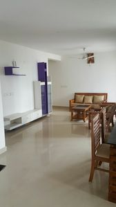Photo for Budget non AC 3bhk apartment near kaloor stadium.