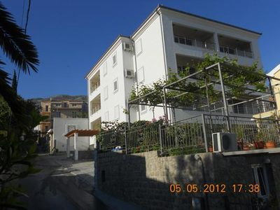 Photo for Holiday apartment Budva for 2 - 4 persons with 1 bedroom - Holiday apartment