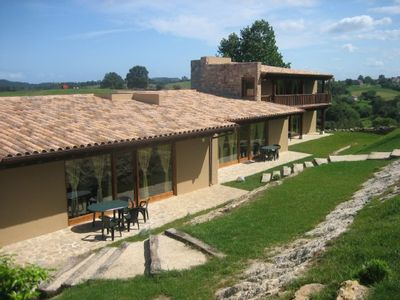 Photo for Rural apartment Alcabala del Viento for 4 people