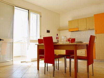 Photo for New and bright, air-conditioned apartments in Torre San Giovanni