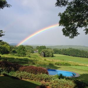 Photo for Romantic Berkshires Cottage - Stunning Views, Pool