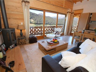 "Photo for ❄️Luxury ski Chalet in Morzine with ""STUNNING"" mountain views."