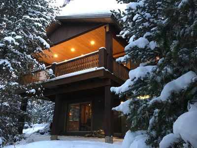 Photo for Completely Remodeled & Fabulous! 3200 Sq Ft Cabin, 10 minutes to Yellowstone NP.