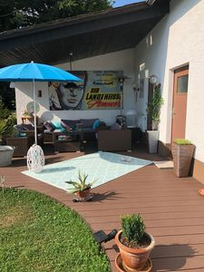 Photo for Holiday house with terrace in the heart of nature, Reiskirchen Hessen | WiFi, dog ok