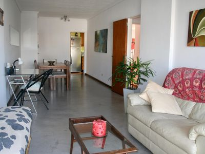 Photo for Comfortable and bright apartment Palermo Soho