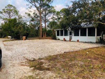Adorable 1930's restored beach house! Clean! Close to beach, Large screen porch