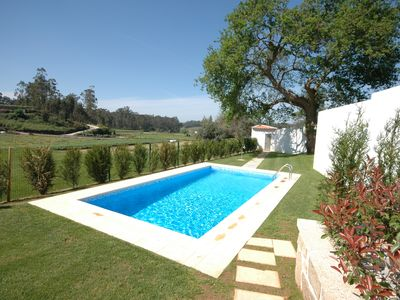 Photo for 3 bedroom Villa, sleeps 6 in Barqueiros with Pool and WiFi