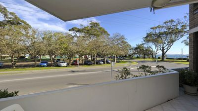 Photo for Fleetwood, 4/63 Shoal Bay Rd - Air conditioned unit with magnificent water views