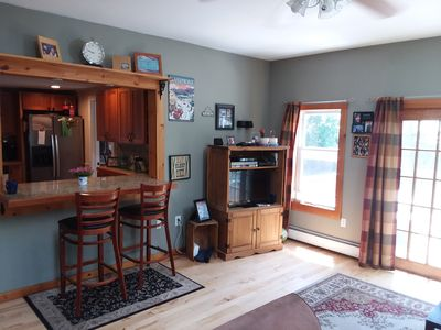 Photo for Located in Essex junction Vt. Close to Burlington,  Mountains, and the lake