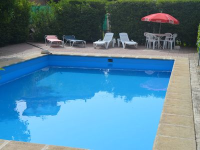 Photo for VILLA WITH POOL, WIFI, INDEPENDENT FOR 8 PEOPLE