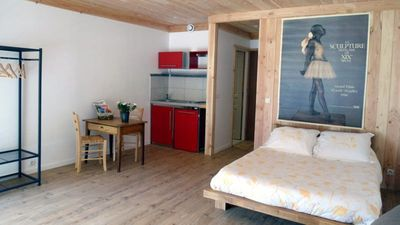 Photo for Bed and breakfast in the heart of the Alps