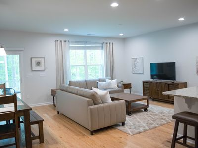 Photo for 3BR Townhome Vacation Rental in Durham, North Carolina