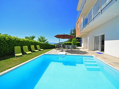 Photo for Vacation home Branko in Opatija/Ičići - 10 persons, 5 bedrooms