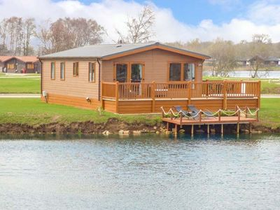 Photo for CASTLE VIEW LODGE in Tattershall Lakes Country Park, Ref 916115