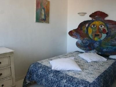 Photo for Dufy apartment overlooking the Mountains