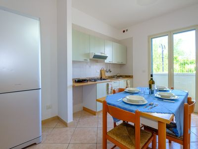 Photo for Holiday Apartment Trilocale Mediterraneo Zona Lido Close to the Sea with Terrace; Street Parking Available, Small Pets Allowed