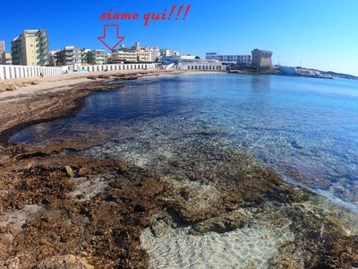 Photo for ★Beach front House★with Sea View! Gallipoli
