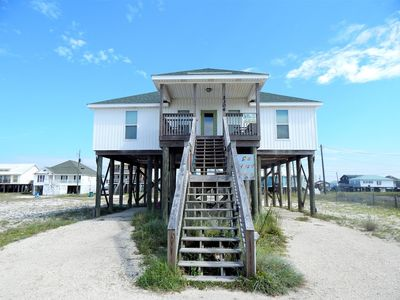Photo for Dates open in June - Discounts! Home on Beautiful West End of Dauphin Island