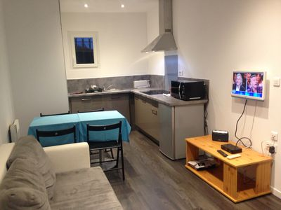 Photo for T2 in a house close to the beach for couples and with 1 or 2 children