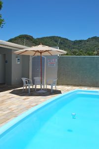 Photo for Apartment in Ubatuba, up to 6 people, comfort for your family !!
