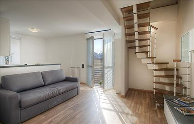 Photo for Comfortable 2bdr with terrace