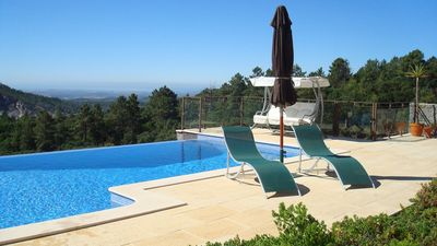 Photo for Fabulous Villa with Awesome Coastal Views, Infinity Pool, Luxuriously Appointed
