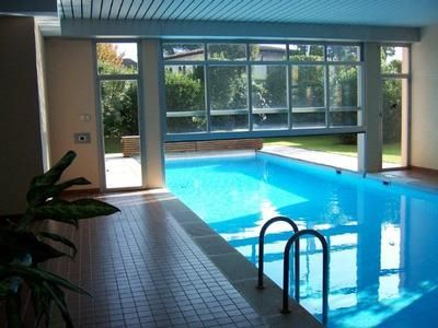 Piscine indoor/outdoor