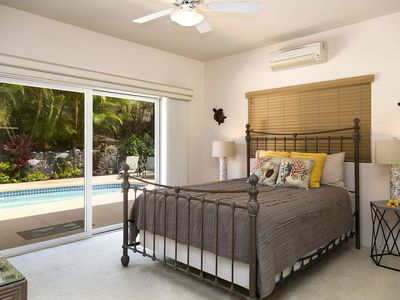 Photo for Tropical Oasis Hale with private pool and panoramic oceanviews!