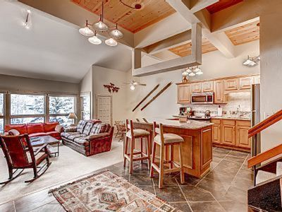 Photo for Creekside Paradise in Steamboat Springs 2BR + Loft, 3BA Prime Mountain Location