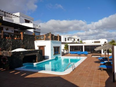 Photo for Villa Cristian with private pool in La Asomada