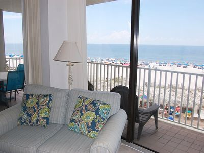 Photo for Romar Place 303: Beautiful gulf front condo, amazing views, great amenities