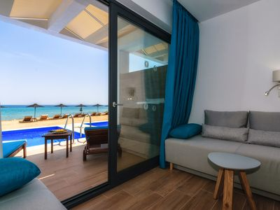 Photo for Luxury Beach Suite with Private Pool