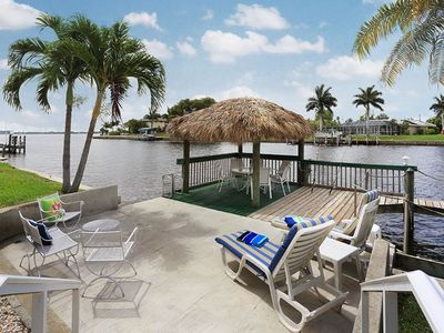 Photo for Panoramic River Views  & Tropical Luxury Living!  Tiki Hut, 71 Glowing Reviews