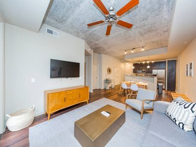 Photo for West Side Condo w/ Gym & Pool by Mint House