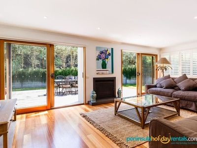 Photo for Simple Harmony - Peaceful and private in Portsea