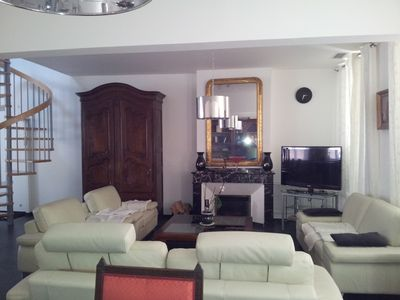 Photo for LUXURY APARTMENT IN BEAUTIFUL OLD BUILDING DOWNTOWN
