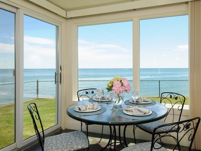Photo for Large Oceanfront Beach Home: Amazing Ocean Views, Beach and GREAT Location