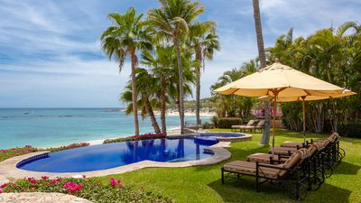Photo for Nostalgic Ocean Front Villa in Palmilla