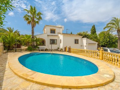 Photo for Villa Duero, with private Pool and terraces!